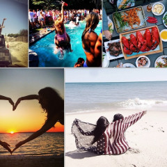 OUR FAVORITE INSTAGRAMS FROM #HAMPTONS JULY 4TH WEEKEND 2014