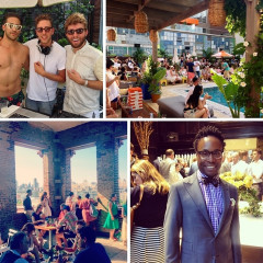 Last Night's Parties: Timo Weiland & The Chia Co. Kick Off The Weekend At The McCarren Hotel Pool & More!