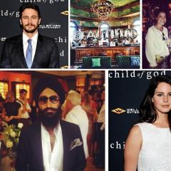 Last Night's Parties: Lana Del Rey Attends James Franco's