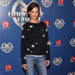 Last Night's Parties: Katie Holmes Attends Marvel Universe Live! NYC World Premiere At Barclays Center & More!
