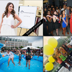Last Night's Parties: Intern Queen Party At Anne Taylor, SoulCycle Grand Opening, Toast With The Queen Celebration, & More!