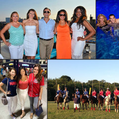 Last Night's Parties: IvyConnect Rooftop Party At Penthouse Pool Club, Polo On The Mall After Party, Night at Nats Park With Make-A-Wish, & More!