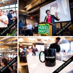 DC Tech Meets Muriel Bowser At The WeWork Wonder Bread Factory