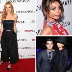 Best Dressed Guests: Our Top Looks From The 2014 Teen Vogue Young Hollywood Party