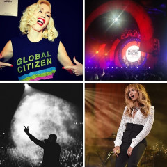 Instagram Round Up: The Best Moments From The 2014 Global Citizen Festival