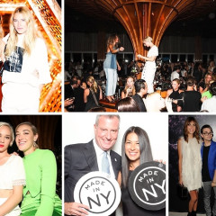 Last Night's Parties: Banks Gives An Exclusive Performance At The Top Of The Standard & More!