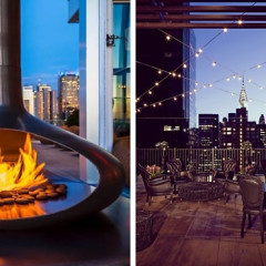 NYC's Best Year-Round Rooftops To Check Out This Fall