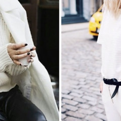 Break The Rules: 10 Perfect Ways To Wear White All Year Round