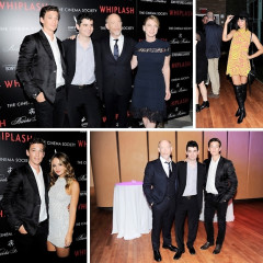 Miles Teller Attends The Cinema Society & Brooks Brothers' Screening Of