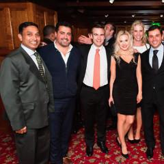Inside DC's Harvard Business School Global Networking Night!