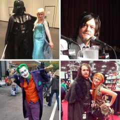 Instagram Round Up: The Best Snaps From New York Comic Con 2014