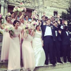 Trending Weddings: The Best Instagrams from Tweet The Bride, Now In NYC!