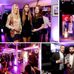 Inside The Gascon x Brian Kirhagis Event Hosted By GQ