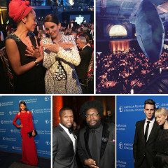 Tina Fey, Bruno Mars & Cameron Diaz Attend The 2014 American Museum Of Natural History Gala