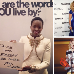 Glamour's 2014 Women Of The Year: The Most Inspirational Quotes From Last Night's Awards