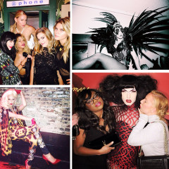 Drag Queens & It Girls Help Celebrate 30 Years Of Indochine, NYC's Most Glamorous Restaurant