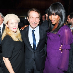 8 Birkin Bags, A $4 Million Koons Sculpture, Naomi Campbell & More At The Project Perpetual Dinner & Auction