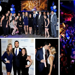 The 5th Annual WishNYC: A Toast To Wishes Benefit At Marquee For Make-A-Wish Metro New York