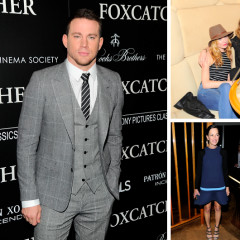 Channing Tatum, Steve Carell & More Attend The Cinema Society's Screening Of