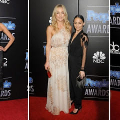 Best Dressed Guests: Our Top Looks From The People Magazine Awards 2014