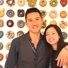 Interview: Ed Victori & Celine Mo, The Young Gallerists Who Took Over Art Basel Miami 2014