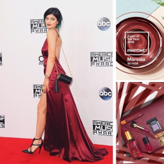 Pantone's 2015 Color Of The Year: Start Wearing Marsala Now