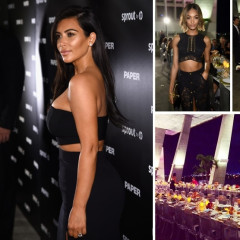 Kim Kardashian Celebrates #BreakingTheInternet With Paper Magazine At Art Basel Miami