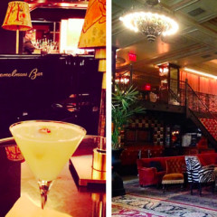 The 5 Best Hotel Bars For Late Night Drinks In NYC