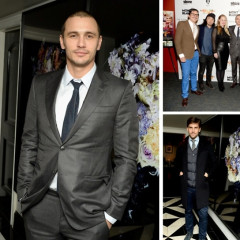 James Franco Attends The Screening Of His New Film