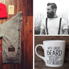 Lumbersexual Gift Guide: Our Picks For The Rugged Man In Your Life