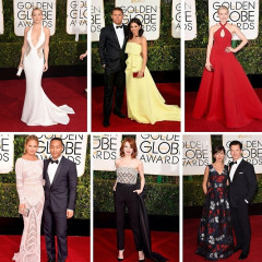Best Dressed Guests: Our Top Looks From The 2015 Golden Globe Awards