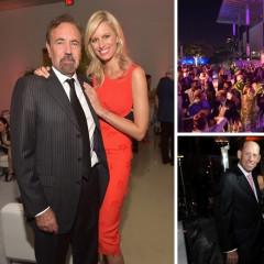 Karolina Kurkova & Pitbull Attend PAMM's Art Of The Party Presented By Louis Vuitton