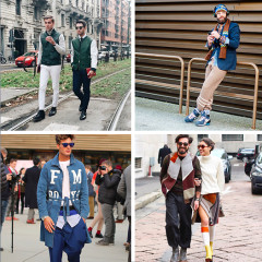 5 Style Lessons We Can All Learn From Pitti Uomo & Milan Fashion Week