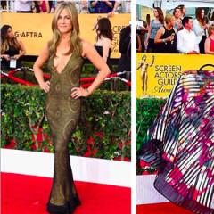 Best Dressed Guests: The 2015 SAG Awards