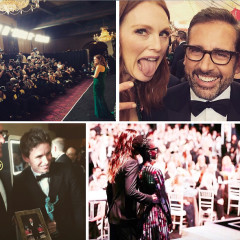 Instagram Round Up: Inside The 2015 SAG Awards