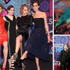 Is Lena Dunham Engaged? The 'GIRLS' Star Addresses Those Rumors At The Season 4 Premiere
