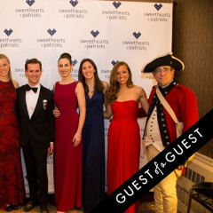 Inside The 2015 Sweethearts And Patriots Gala!
