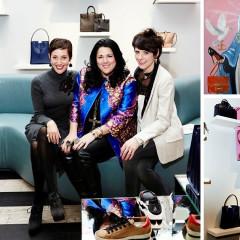Soho Fashion & Art: Shop Kirna Zabête's Spring Collection & View Ashley Longshore's Daring Pop Art