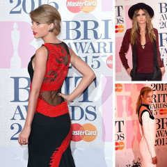 Best Dressed Guests: Our Favorite Looks At The BRIT Awards 2015