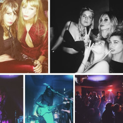 Dave Chappelle, Hailey Baldwin & Bella Hadid Party At Grandlife Hotels'