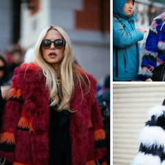 Fashion Week Street Style: Day 5 With Nicki Minaj, Eva Chen & Rachel Zoe