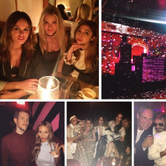 Inside NYFW's Most Exclusive & Infamous Event: The Purple Party