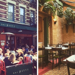 The Best Restaurants For People-Watching In NYC
