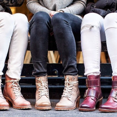 6 Stylish Boots To Carry You Through Spring Showers
