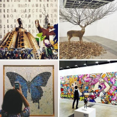 Instagram Round Up: Highlights From Art Basel Hong Kong 2015