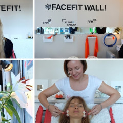 Face Love Fitness: The Art Of The No-Needle Facelift