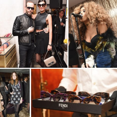FENDI & Thierry Lasry Just Launched An It-Girl Approved Capsule Collection
