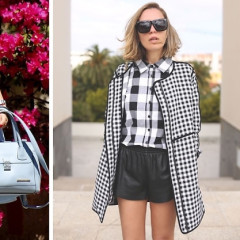 5 Chic Ways To Wear Gingham, Spring's New