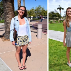 Campus Street Style: University Of San Diego Stays California-Casual