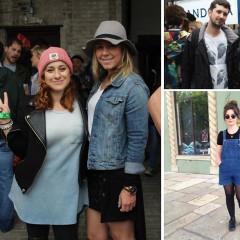 SXSW Street Style Part 2: Festival Fashion In The Rain